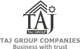 Taj Group Logo, A dream for new world Anchored in India and committed to its traditional values of leadership with trust, the Taj group is spreading its footprint globally through excellence and innovation